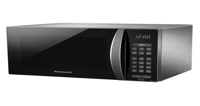 Micro-ondas Panasonic Style Grill NN-GT684S Inox